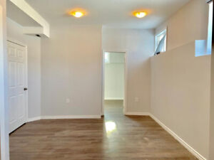 BRAND NEW 2 BEDROOM LOWER UNIT IN LEGAL DUPLEX-ALL INCL