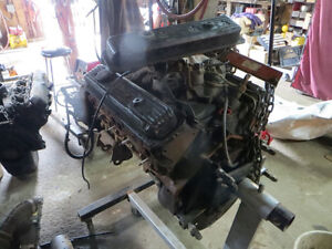 1990 chev engine complete