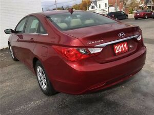 2011 Hyundai Sonata GLS,USB, I Pod, AUX port,Bluetooth Kitchener / Waterloo Kitchener Area image 3