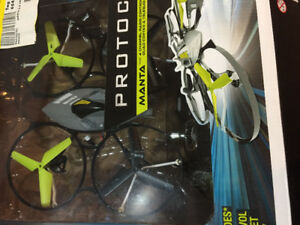 Parrot and Protocol Drones and RC Helicopters, over 200+ pieces