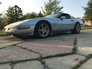 1996 Chevrolet Corvette Collectors Edition Coupe