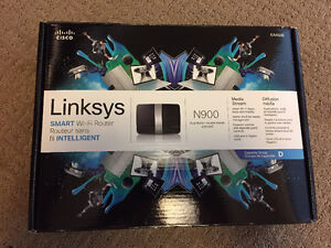 Linksys N900 Router