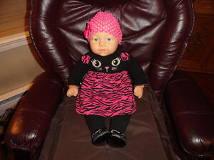 New Outfits For 0-3 Months Old Baby Girls or For Dolls