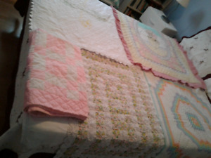 Baby blankets and clothes