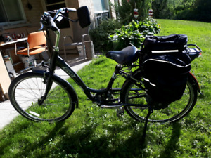 "ELECTRIC BIKE 26"" TIRES"
