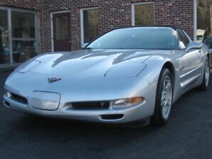 Virtually New!  1998 Chev Corvette, ONLY 17,947 kms