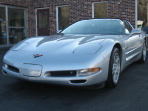 Virtually New!  1998 Chev Corvette, ONLY 11,005 miles