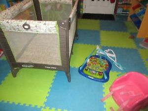 baby  playpen for sale  --- located in london east ---