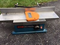 Ryobi bench top jointer planer