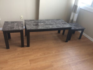 Coffee Table set (3 piece)
