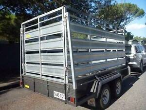 10X5 CATTLE TRAILER Adelaide CBD Adelaide City Preview
