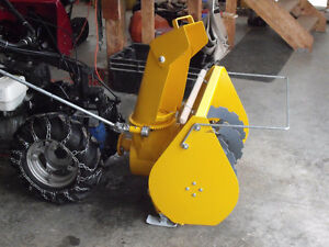 snowblower for bcs tractor