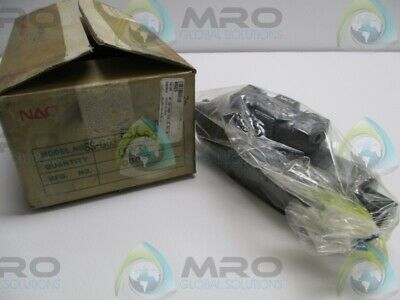 Nachi Ss-g03-e3x-r-d2-21 Magnetic Solenoid Valve New In Box