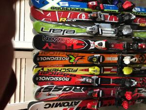 Ski alpin junior garçon 67/70/80/90/100/110/120/130/140/150cm