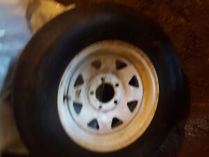 Tire for trailer
