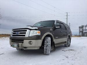 2008 Ford Expedition Eddie Bauer 4x4