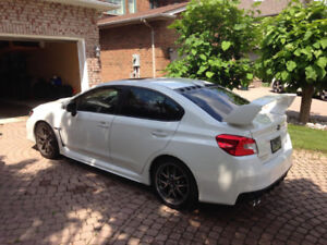 2017 Subaru STi Sport-Tech Lease Takeover