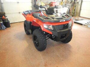 2016 Arctic cat Alterra 450 4x4 No Brainer BLOW OUT