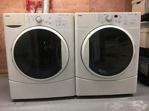 Washer and Dryer Team