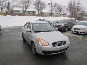 2008 Hyundai Accent GL Sedan
