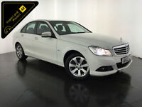 2012 MERCEDES-BENZ C220 SE CDI 1 OWNER SERVICE HISTORY FINANCE PX WELCOME