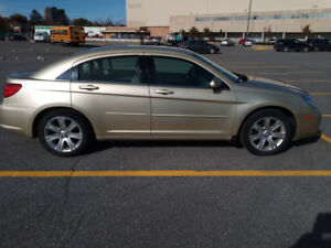 2010 Chrysler Sebring Touring, Safety Certified, New Brakes
