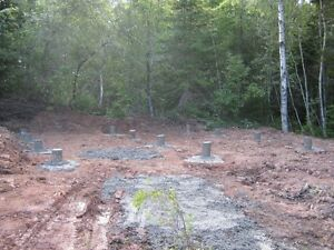one acre lot in west wentworth