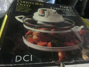 Four convection decosonic *** Air Fryer ** Neuf ** 65$