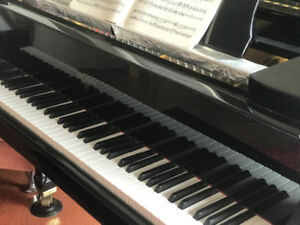 Piano and Theory lessons in Richmond Hill