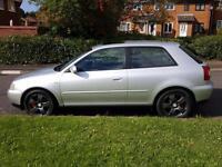 Audi A3 1.6 2003 + SPORTY 3 DOOR NICE AUDI +