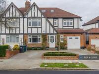 6 bedroom house in Abbots Gardens, London, N2 (6 bed)