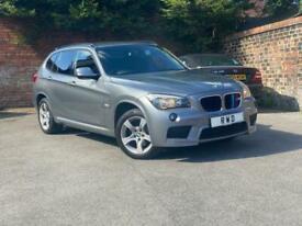 2011 BMW X1 2.0 20d M Sport xDrive 5dr SUV Diesel Manual