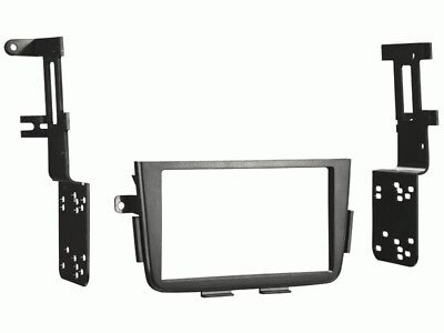 2001-2006 ACURA MDX DOUBLE DIN Radio Dash Kit Metra 95-7866B