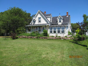 PEI Fully Updated House & Barn 36 Acre Horse Farm Stanchel