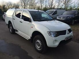 MITSUBISHI L200 2.5DI-D 4WD LB DOUBLE CAB PICK UP 4LIFE