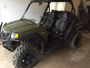 2010 RZR 800