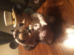 Lenox Minnie's Dream Wedding Figurine