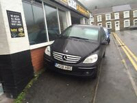 Cheap Mercedes b class fsh one owner