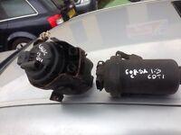 Vauxhall Opel corsa combo 1.3 cdti diesel filter housing