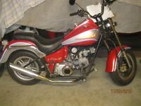 1995 iron hawk 110cc 4 speed auto made by harley