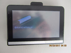GPS RAND MCNALLY 510 Truck-camioneur