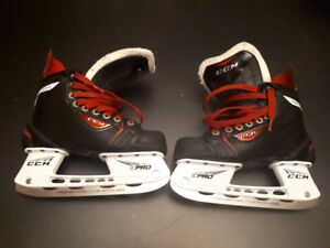 Child size 3 CCM skates EUC.  $40