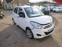 HYUNDAI i10 CLASSIS 1.2 - RJ63WEA - DIRECT FROM INS CO