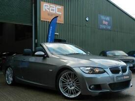 2009 BMW 3 SERIES 335I M SPORT CONVERTIBLE PETROL