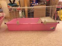 Ferplast Guinea Pig/Rabbit Cage