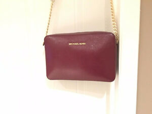 Michael Kors Plum Crossbody