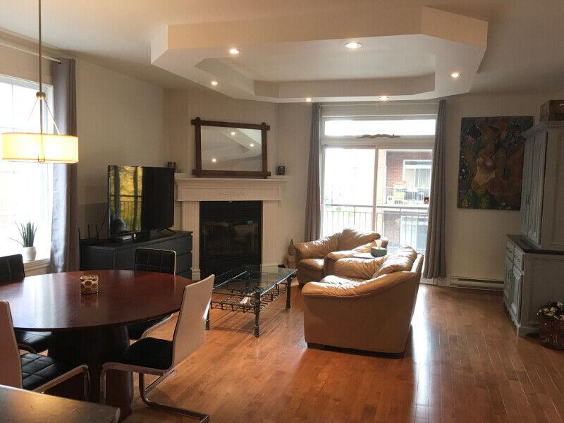 Apartment à louer/for rent 4 1/2 a louer Bois-Franc ...