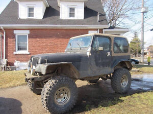 1990 Lifted Jeep Stroker ~~PRICE DROP~~