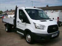 2016(16) FORD TRANSIT 350 L2 TIPPER 'ONE STOP BODY'