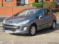 59 Peugeot 308 1.6 VTi S + 72K + 5 DOOR + S/HISTORY